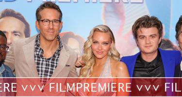 FREE GUY: Aufregende Premiere mit Ryan Reynolds in New York