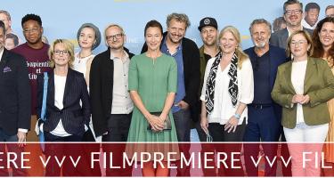 BECKENRAND SHERIFF: Spritzige Premiere in München