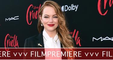 CRUELLA: Stylische Premiere mit Emma Stone in Hollywood